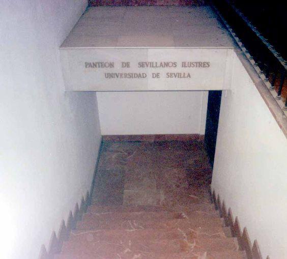 El misterio de la Facultad de Bellas Artes de Sevilla...... Cd0a1c7e4bbd4b91beb52ab8c44c08f3