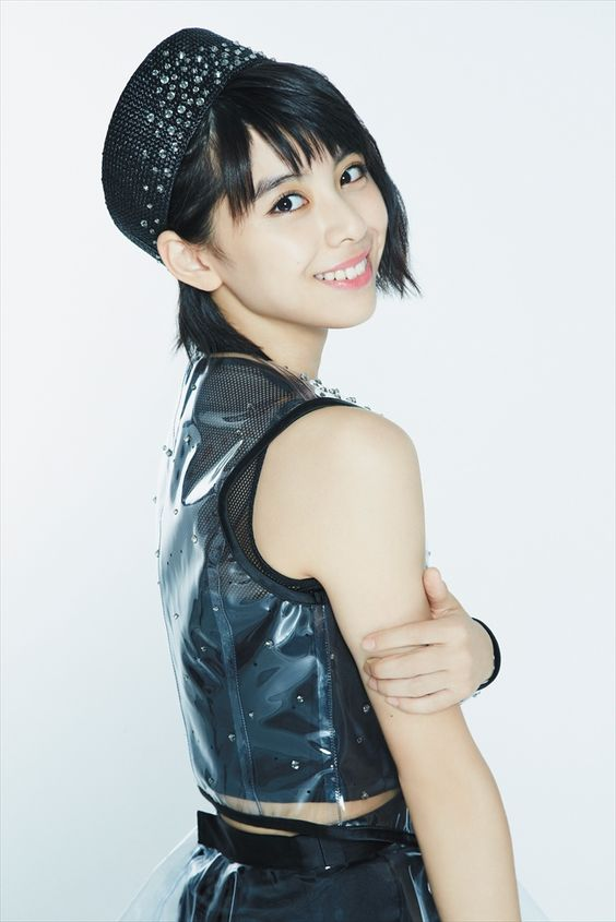 SUPER☆GiRLS!田中美麗の美人で...