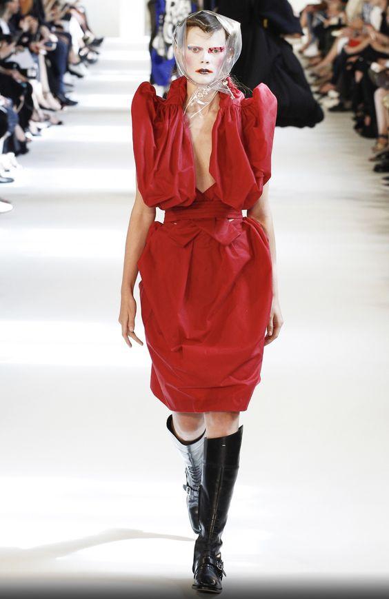 Maison Margiela fall couture 2016