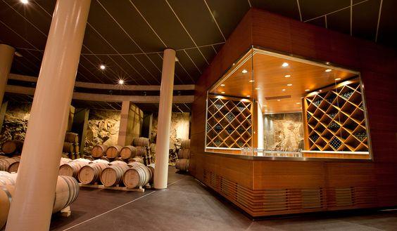 Le Mortelle | Marchesi Antinori #wine #architecture #italy #toscana