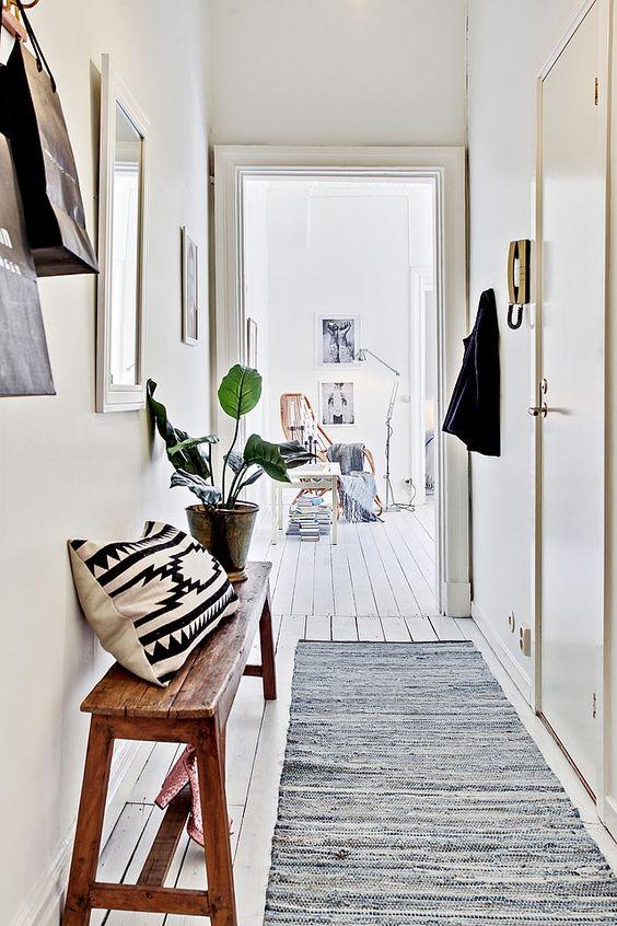 Les 45 meilleures images à propos de Entryway sur Pinterest Portes - amenager une entree de maison