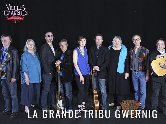 LA GRANDE TRIBU GWERNIG / Vendredi 17 juillet / Scène Gwernig
