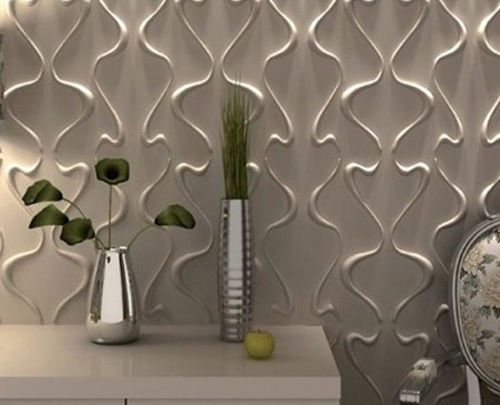 Malm 3d board wall panels modern designer wallpaper for 3d wallpaper interior design
