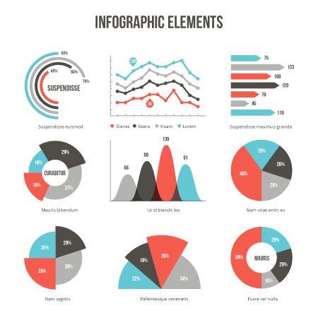 Создаем инфографические элементы при помощи VectorScribe и Illustrator - Советы - RU.Vectorboom