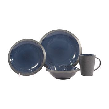 FREE SHIPPING! Shop AllModern for Baum Angled 16 Piece Dinnerware Set - Great Deals on all  products with the best selection to choose from!