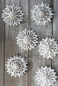 Merry Christmas | www.myLusciousLife.com - Snowflake inspiration.
