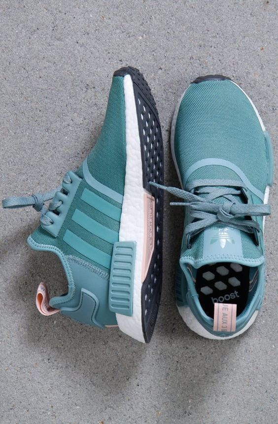 Adidas Women Running Sport Casual Shoes Sneakers Green From Charmvip Kick Adidas Stylish Women In 2020 Adidas Shoes Women Sport Shoes Women Sport Shoes