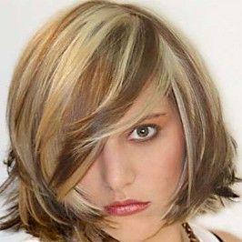 Dark hair with blonde highlights beckylbranch: Lowlight, Blonde Highlights, Hair Cut, Hairstyle, Hair Style, Haircut, Color Idea, Hair Color