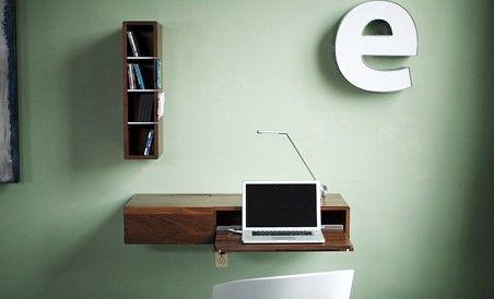 Designer Picks: Discrete Desks for Small Spaces