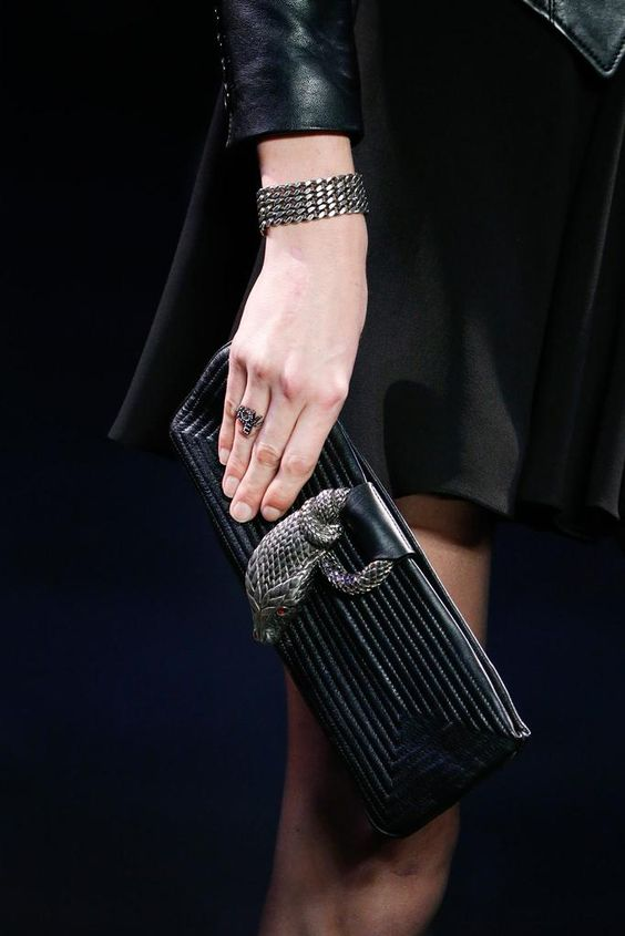 Saint Laurent Spring 2015 Ready-to-Wear - Details - Gallery - Style.com