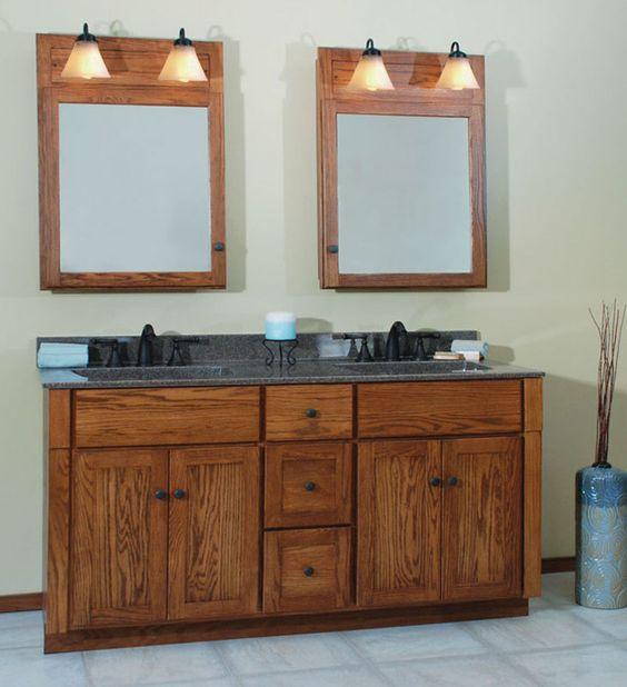 Image Result For Black Bathroom Vanity