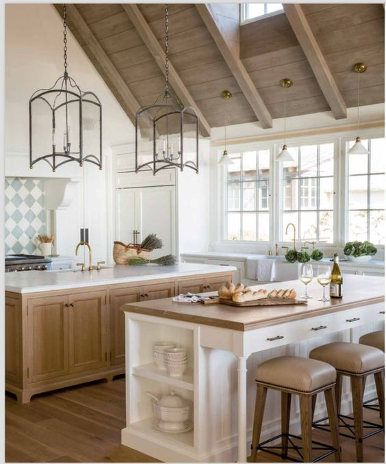 50 Lovely Modern Farmhouse Kitchen Decor Ideas!