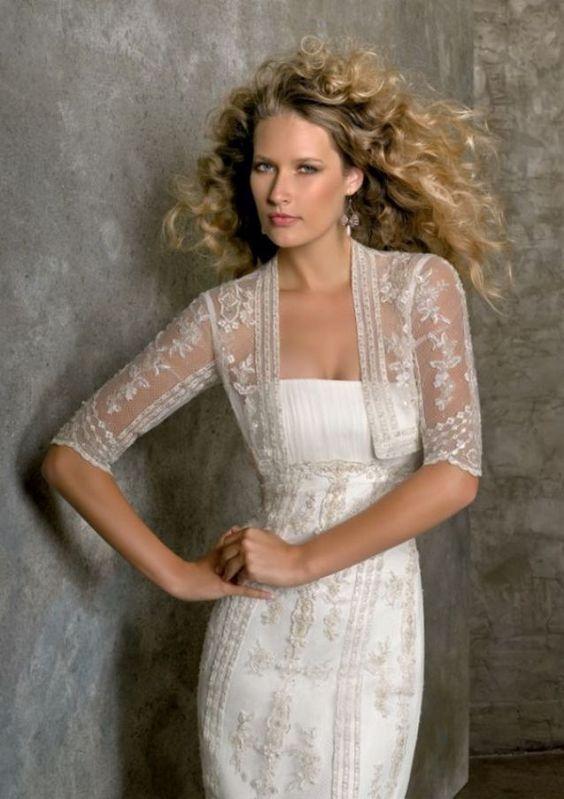 2nd wedding dresses Wedding dressses and Wedding dress beach on ...