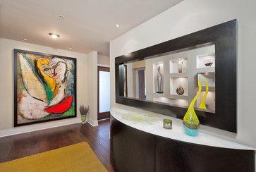Contemporary Oasis - contemporary - Entry - Tampa - Your Design Envy