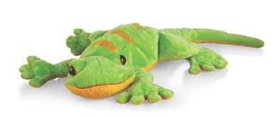 Webkinz Plush Animal - Lemon-Lime Gecko