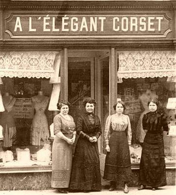 Corset Shop