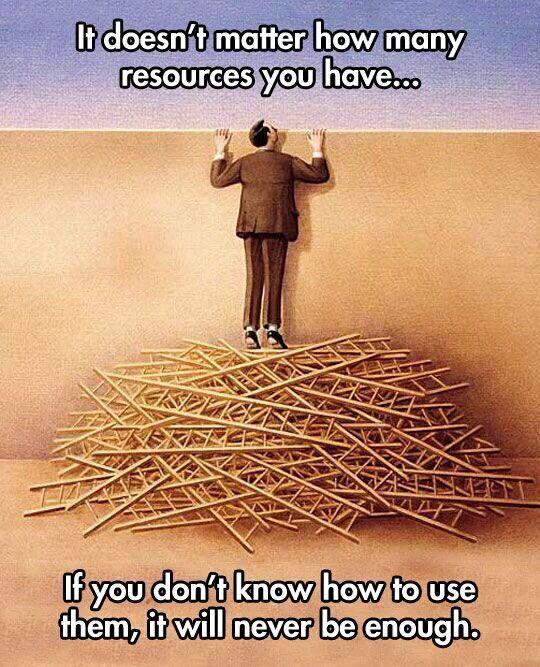 Aprende a utilizar todos los recursos de los que dispones