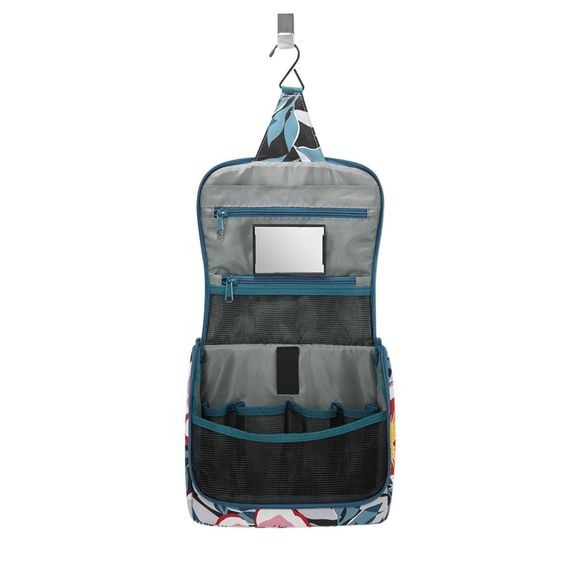 Reisenthel Toiletbag, Trousse, Beautycase, da Appendere, Fiori, WH4031: Amazon.it: Casa e cucina
