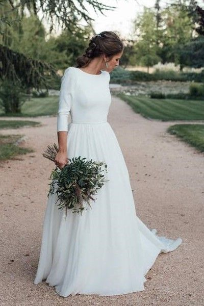7 Bridal Fashion Trends and What Venue They Look Best In (2021-2022) 9