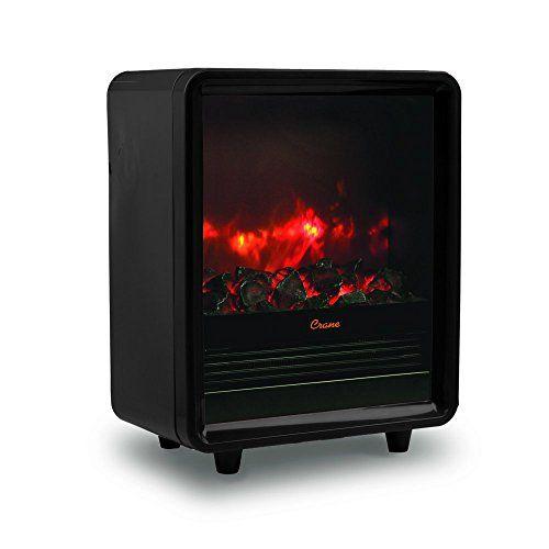 Crane Mini Fireplace Heater Fireplace Heater Portable Fireplace