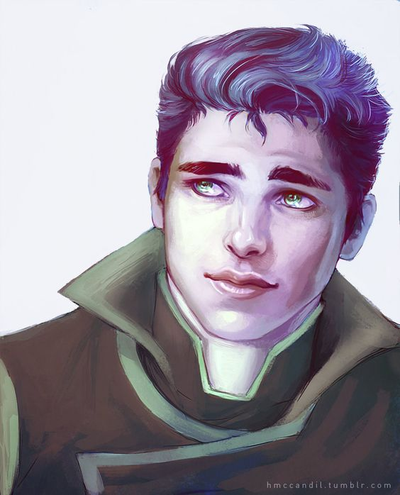 #Bolin semi-realism. That's so cool :)