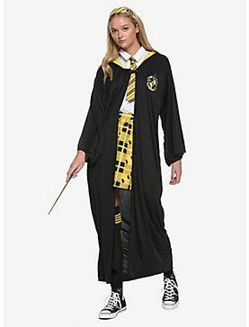 Adult Unisex Harry Potter Hogwarts Gryffindor Student Robe Costume Uniform XS-XL