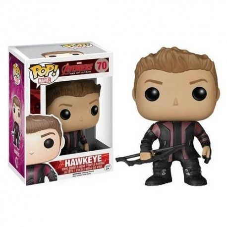 FIGURA POP MARVEL ERA DE ULTRON: HAWKEYE