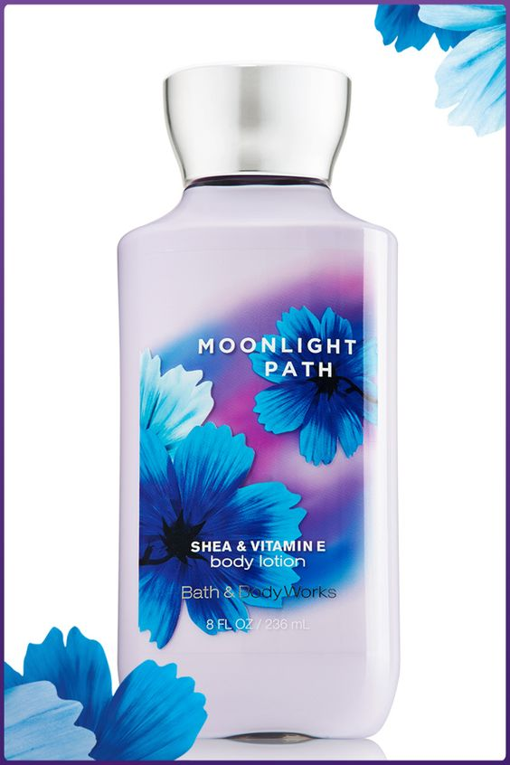 With 2x the moisture & 3x the shea, pair your soft & delicate fragrance with unbelievably soft skin! #MoonlightPath