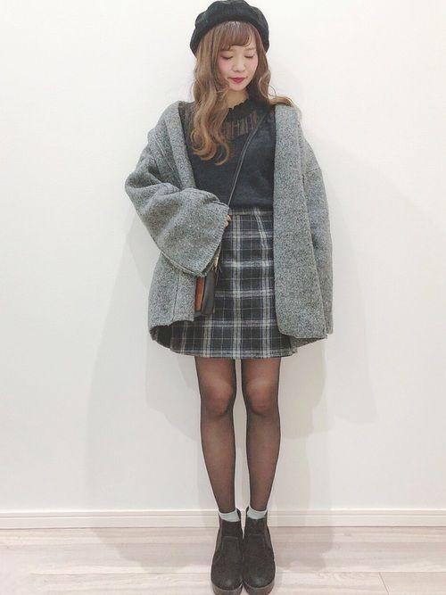 kotori ¨̮|OLIVE des OLIVEのニット/セーターを使った