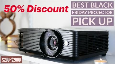 Best Black Friday Projector 2020 Black Friday Projector Best Black Friday