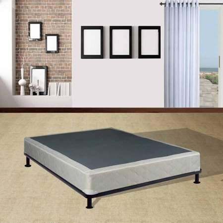 Home Mattress Box Spring Bed Frame Furniture