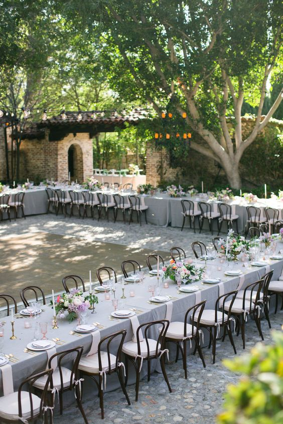 Photography: Luke And Katherine From Max And Friends   maxandfriends.com/ Floral Design: Moon Canyon Design   mooncanyondesign.com Wedding Venue: Hummingbird Nest Ranch   www.hummingbirdnestranch.com/   View more: http://stylemepretty.com/vault/gallery/35835