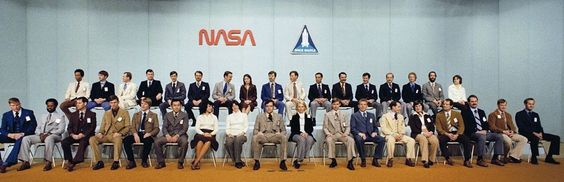 NASA Group 8 Astronauts