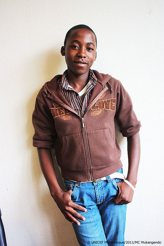 """When I finish school, I wish to go to university to study law. I dream of becoming the Minister of Justice one day. I would like to provide justice for the poor and make sure their rights are protected."" - Helder(14)    --- http://www.unicef.org/mozambique/media_11355.html"