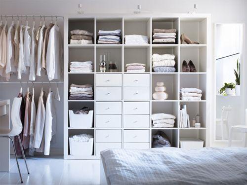 Assaisonnement ikea and google on pinterest for Installer un dressing dans une chambre