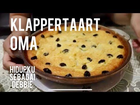 Resep Klappertaart Oma Youtube Food Cake Recipes Recipes