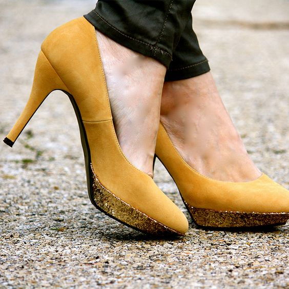 Chaussures OLIVIA ANTE ORO