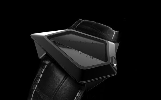 WATCH CONCEPT by Marc TRAN, via Behance