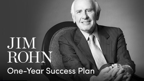 Jim Rohn One Year Success Planner Success Academy Success Planner Jim Rohn