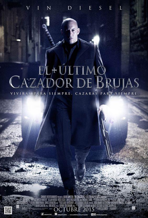 El Último Cazador de Brujas - BF Distribution / 29 de octubre