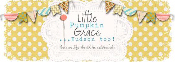 little pumpkin grace