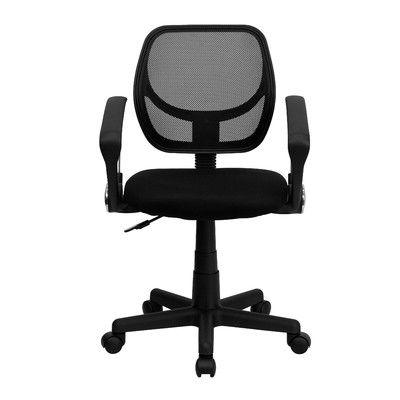 Zipcode Design Mid-Back Mesh Desk Chair (Set of 2) Upholstery: