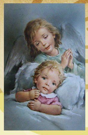 Oración al Ángel de la Guarda para los niños Cd1e81be22950ed688c2cb6f3da871d3