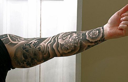 ... tattoo final tattoo tattoo men black tattoo rose sleeve tattoo for men  Rose Tattoos For Men Sleeve