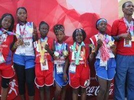 Haïti - Sports : 10 médailles pour Haïti aux Jeux Olympiques Spéciaux de Los Angeles
