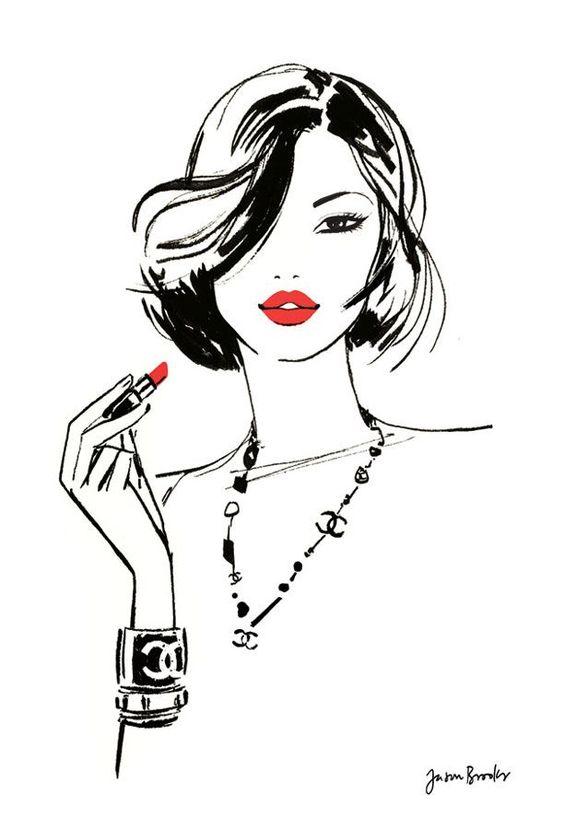 Folio illustration agency, London, UK | Jason Brooks - Fashion ∙ Glamour ∙ Architecture ∙ Lifestyle ∙ Vector - Illustrator: