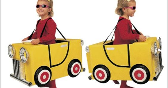 Cardboard Box Cars on Pinterest | Cardboard Car, Cardboard Boxes ...