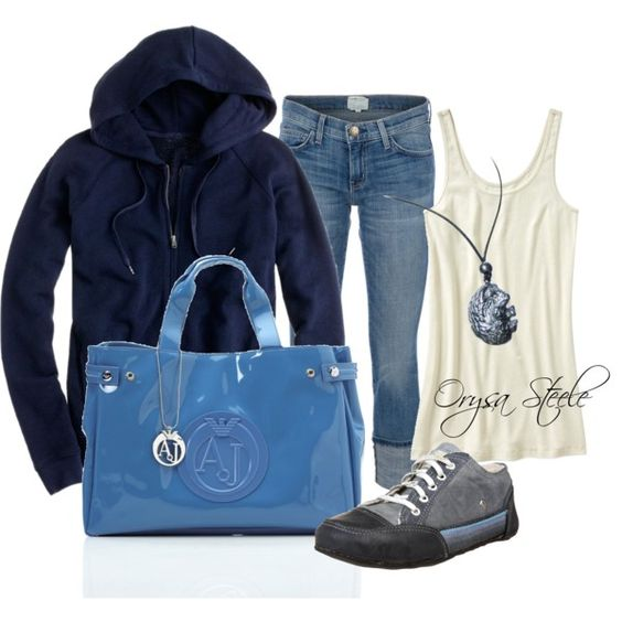 """""""Comfort Zone"""" by orysa on Polyvore"""