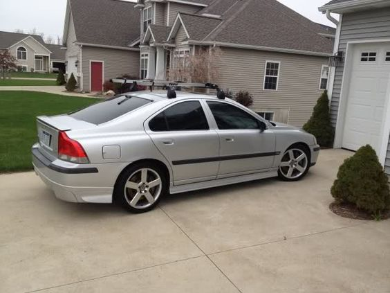 2002 White Volvo S60 With Roof Rack   Google Search | Chevy SS | Pinterest  | Chevy Ss, Volvo S60 And Roof Rack