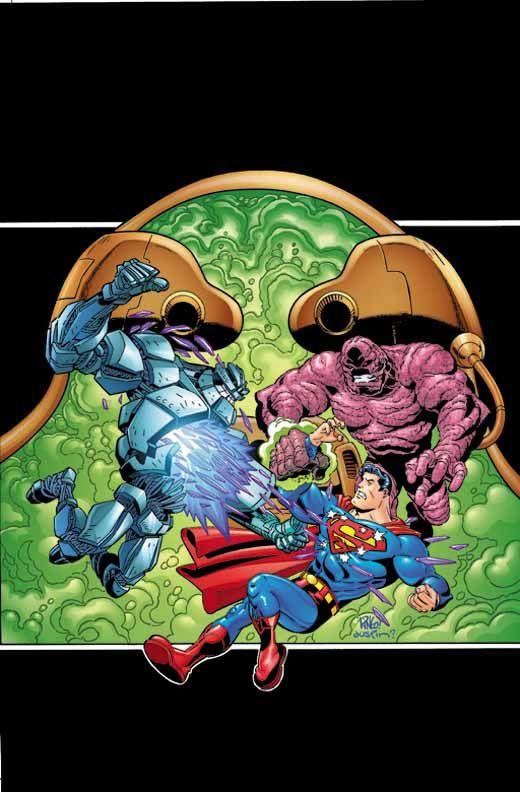 adventures of superman 593